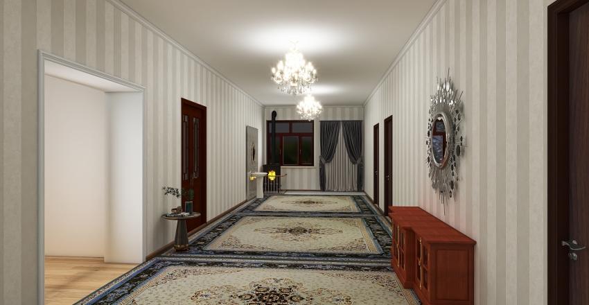OUR HOME decoration Interior Design Render