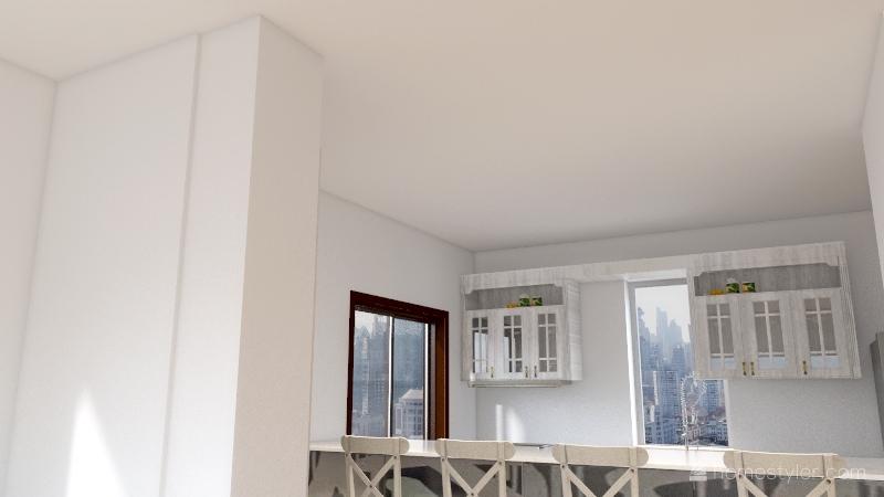 xaris Interior Design Render