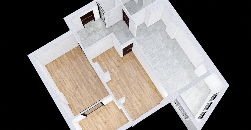Copy of GK  POHYLCHENKO Interior Design Render