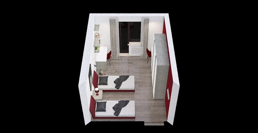 Battaglino 2B stanza homestyler Interior Design Render