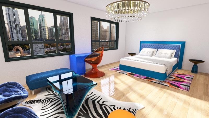 NYC Townhouse ($20.5 M) Interior Design Render