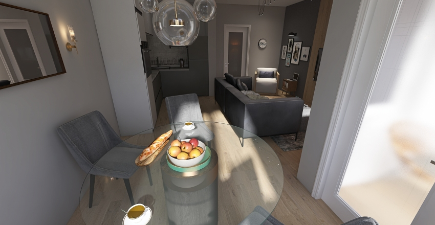 For CHAP Interior Design Render
