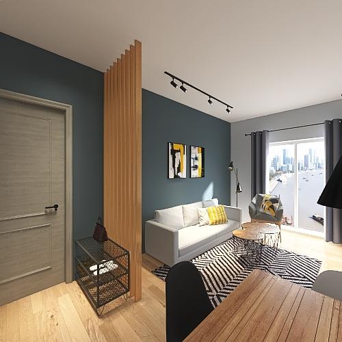 Copy of Kassandrou 2nd design Interior Design Render