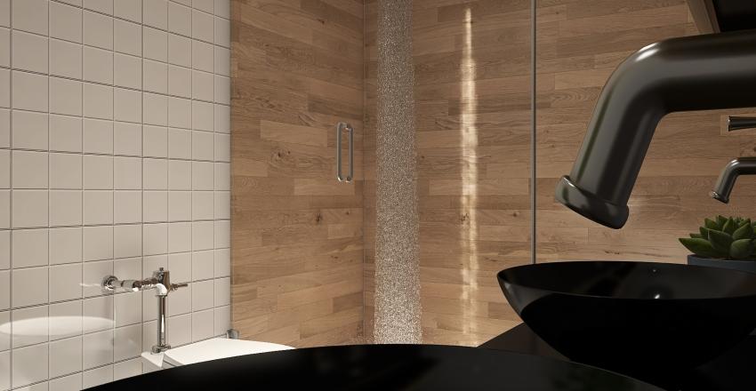 Underground Sanctuary Interior Design Render