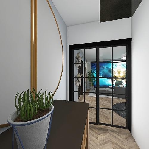 HOme.Begin Interior Design Render