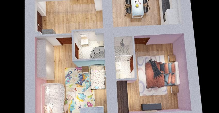 Tomi_vendeg Interior Design Render