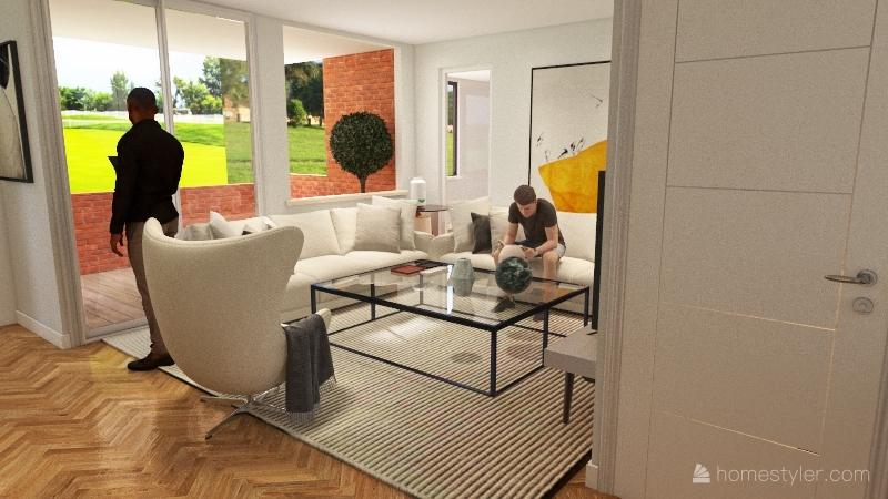 Edu Maja + Honda Interior Design Render