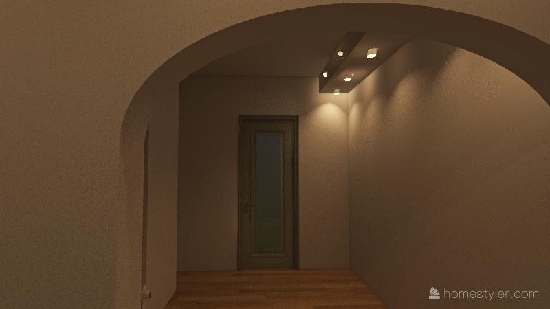 casa lini 1 Interior Design Render