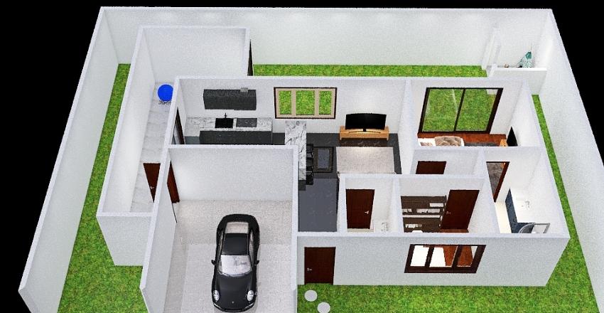 Croqui VIA Jr. 2 Interior Design Render