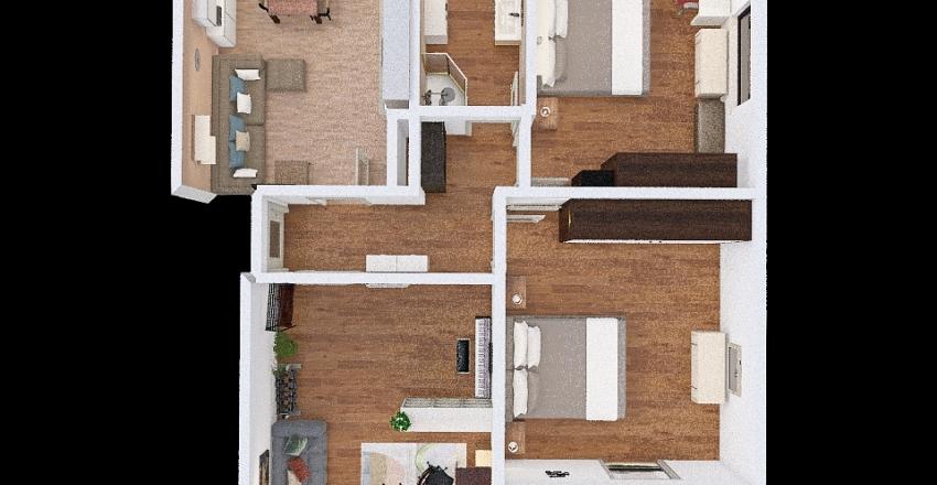 Casetta - Copy Interior Design Render