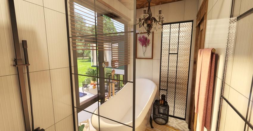 M. splendida Interior Design Render