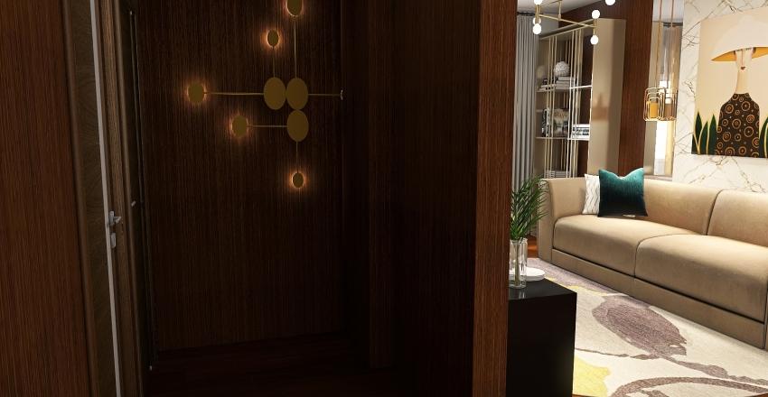 Living room/ Olga Interior Design Render