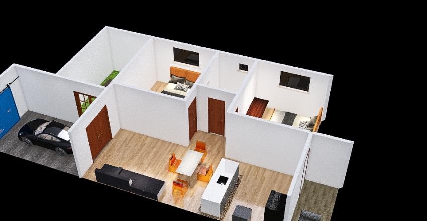 Copy of Croqui 1 Interior Design Render