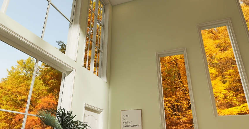 In The Nature Interior Design Render