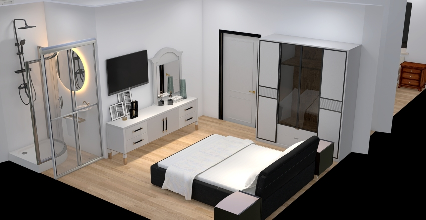 Axxam-cuisine 3 Interior Design Render
