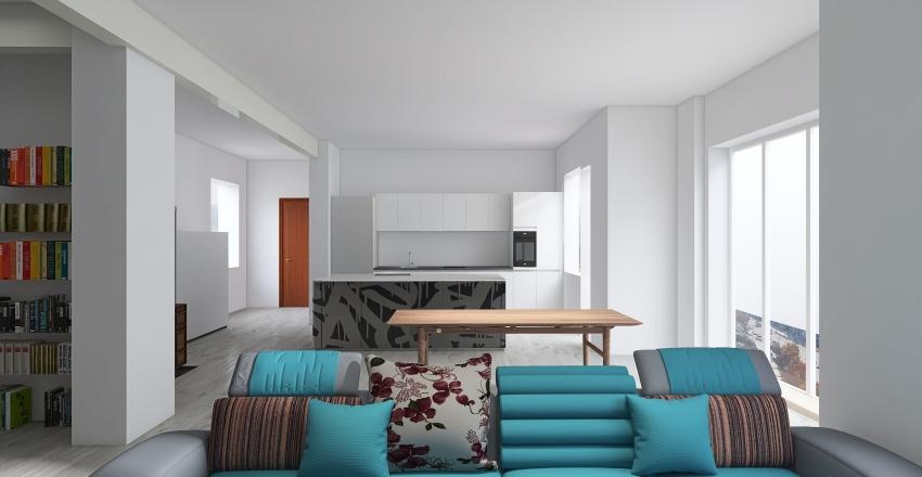 Erede4 20210114 Interior Design Render
