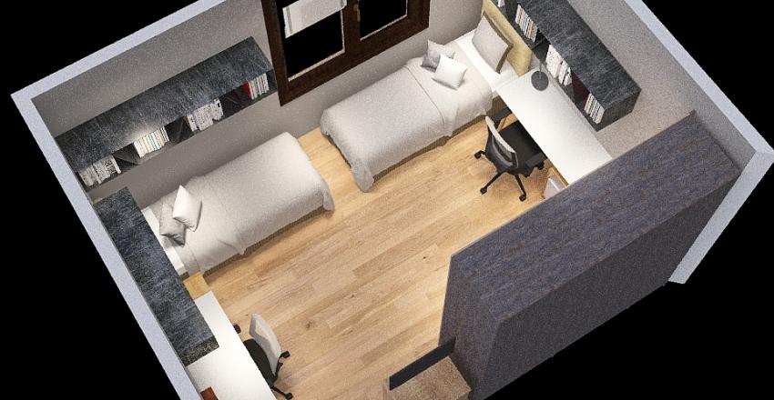 Tecnica Valentina._copy Interior Design Render
