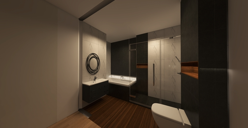 bathroom v3 Interior Design Render
