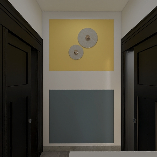 It's a men's world Interior Design Render