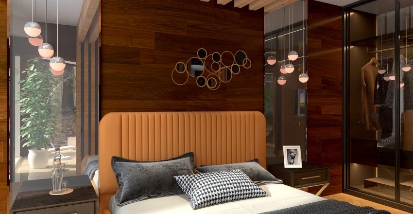 Свободная планировка Interior Design Render