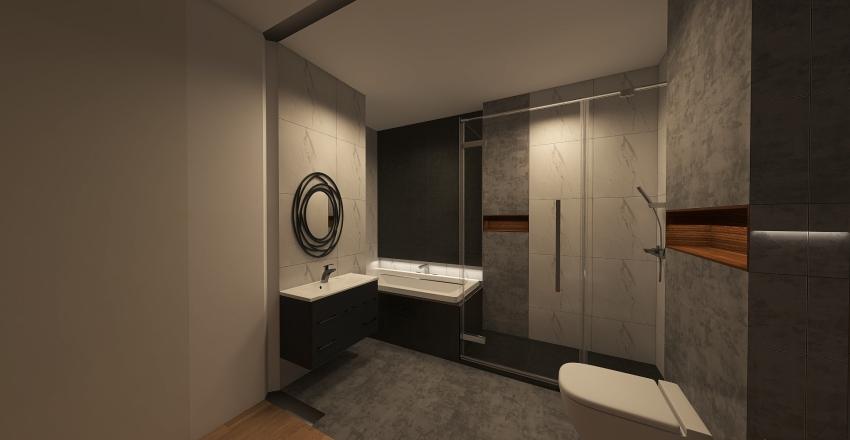 bathroom v4 Interior Design Render
