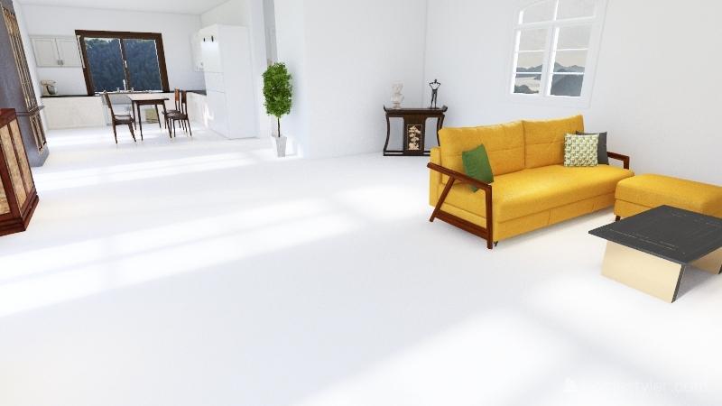 maisonNimes Interior Design Render