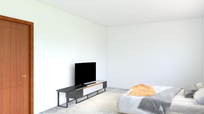DT Dream House Interior Design Render