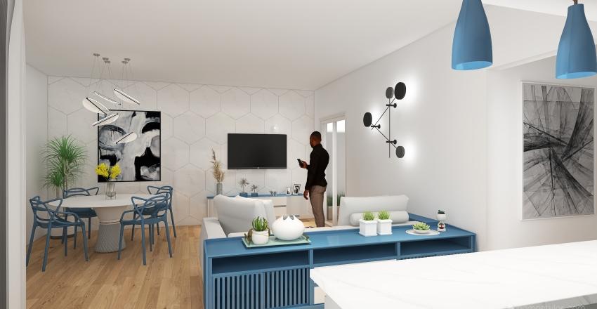 Projeto Trainee Interior Design Render