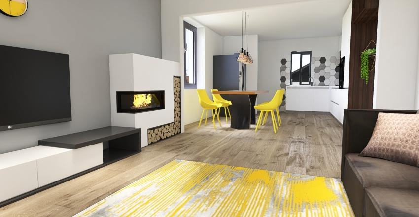 casa2 Interior Design Render