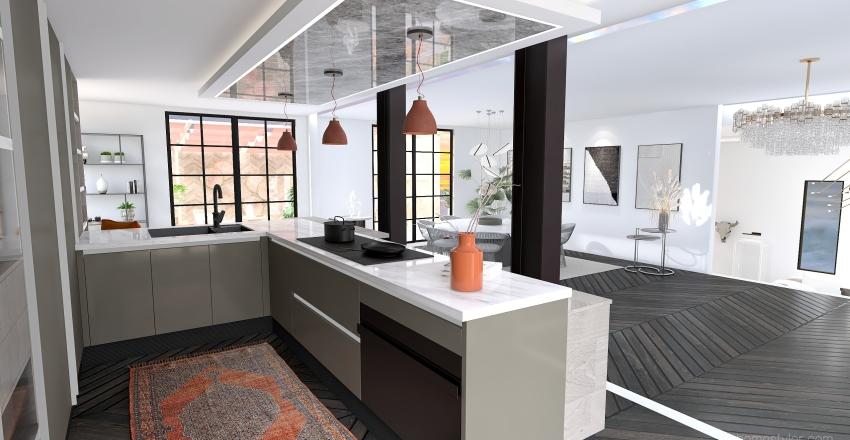 PAULA Interior Design Render
