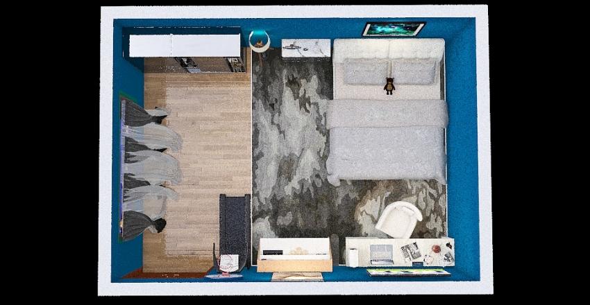 la casa di GIULIO Interior Design Render