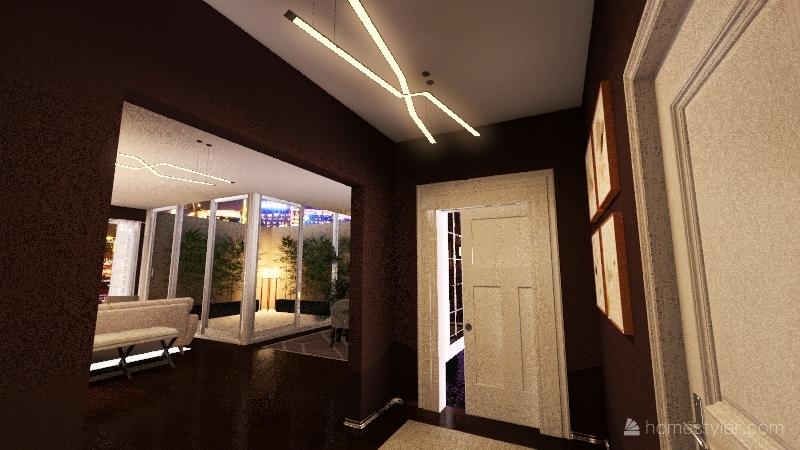 2 jardins Interior Design Render