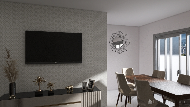 Arasig Interior Design Render