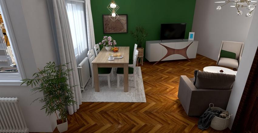 ISPROBAVANJE Interior Design Render