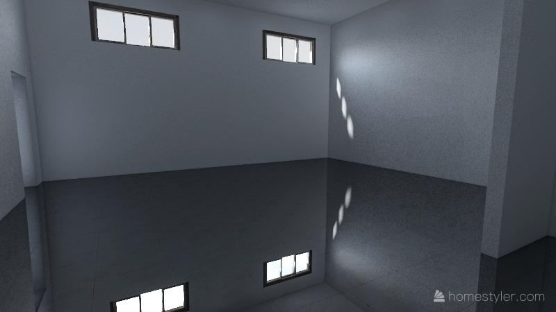 Proekt X Interior Design Render
