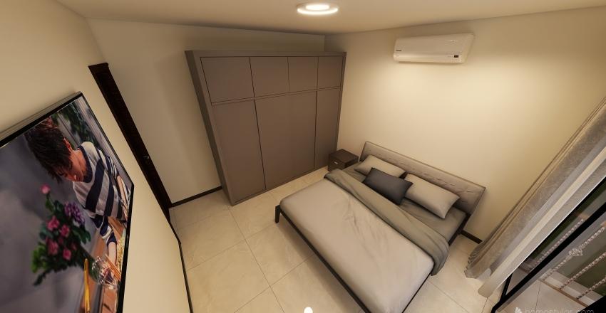 Ampliacion- Doña Tere Interior Design Render