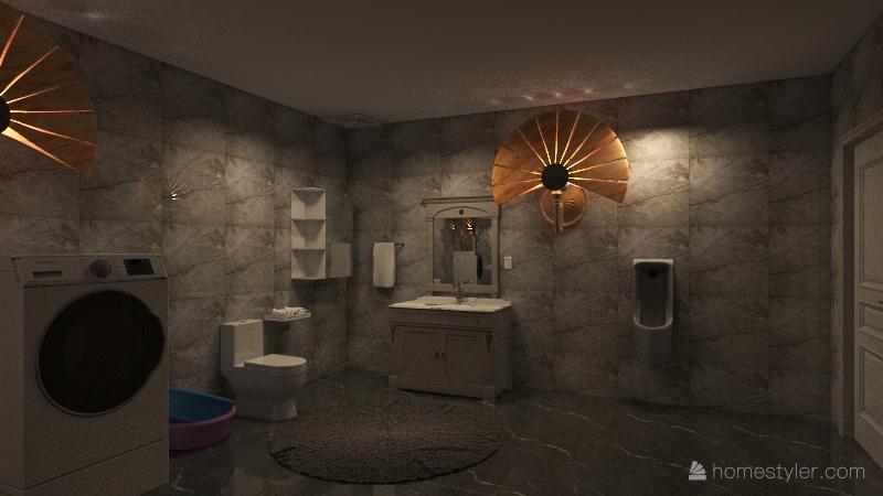 Copy of декор дома Interior Design Render