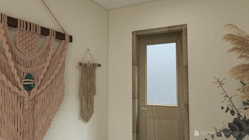 1b,1bd Interior Design Render