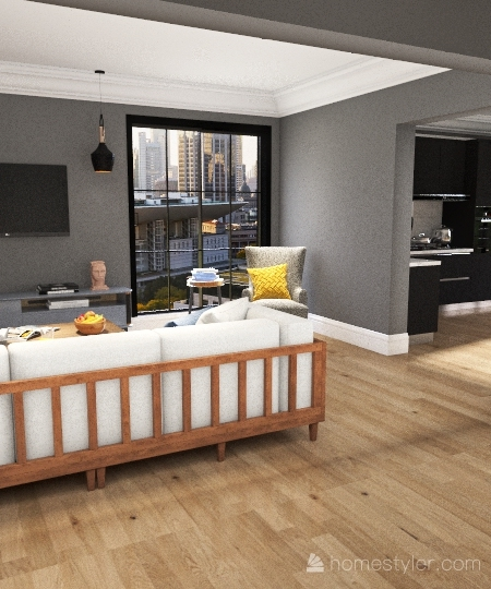 Smead Interior Design Render