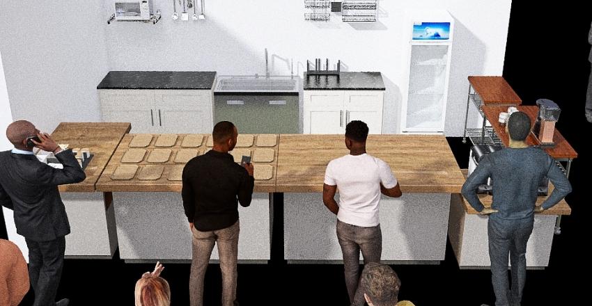 LAAB @ Wind-Pechi Interior Design Render