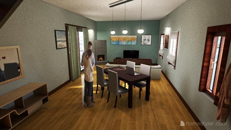 cangi Interior Design Render