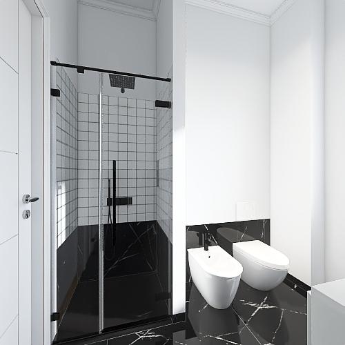 Copy of bagno salvatore Interior Design Render