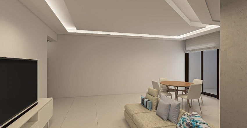 ap novo Interior Design Render