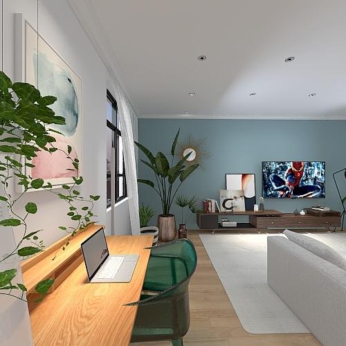 Luigia Interior Design Render