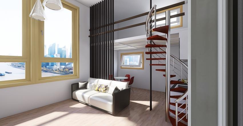 v2_Galerie 41 Interior Design Render