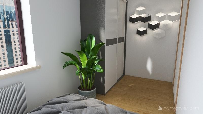 mieszkanko Interior Design Render