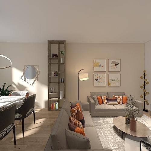 collazia 2 Interior Design Render
