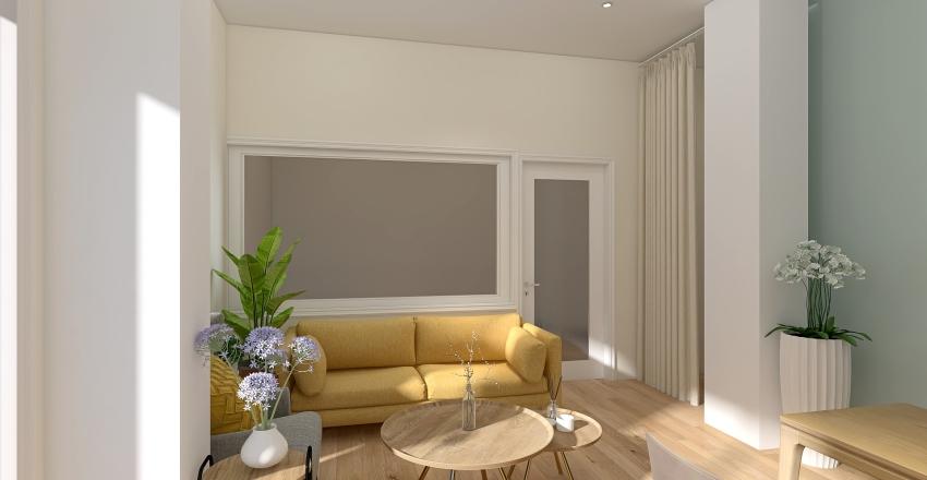 Clinic Design F4 Interior Design Render