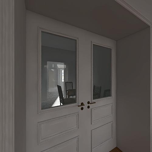 PappBetti Interior Design Render