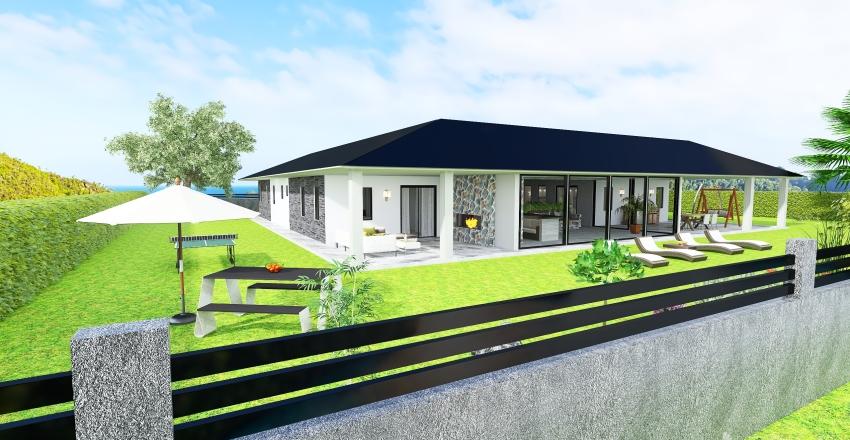v2_Vila Paja Interior Design Render